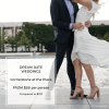 Dream Date Wedding Package Promo