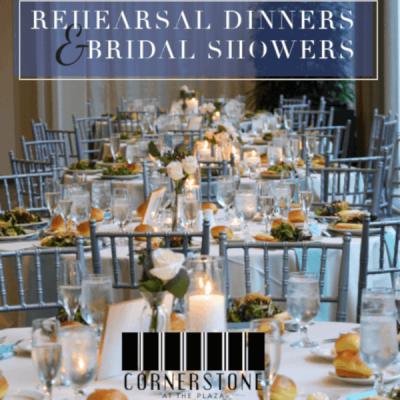 Rehearsal Dinners & Bridal Shower Promotion